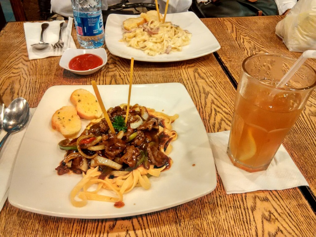 Choco Corner - Black Pepper Fettuchini