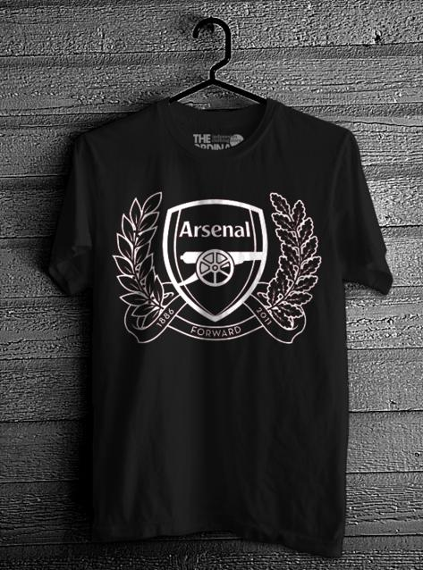 Arsenal 07 - Black
