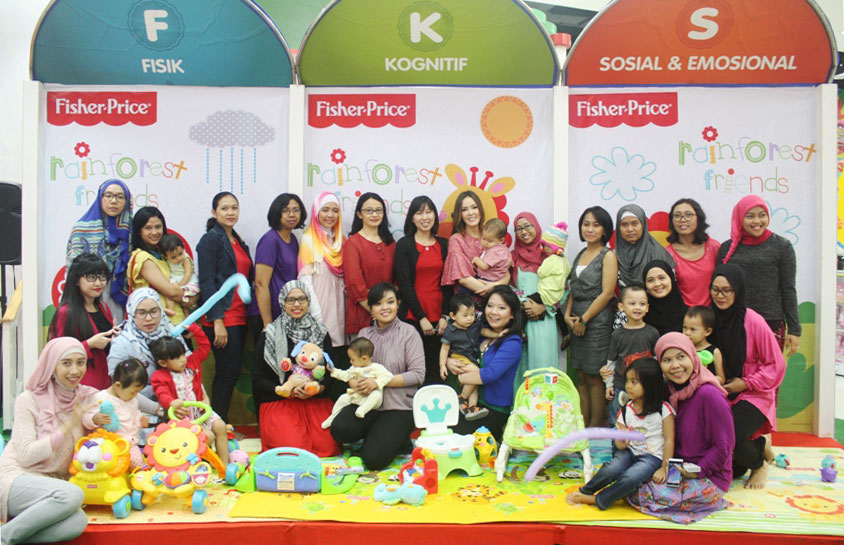 Fisher-Price Play IQ Workshop