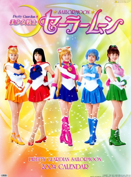Sailormoon Live Action