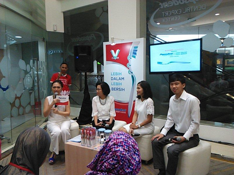 Pepsodent Deep Clean Blogger Gathering