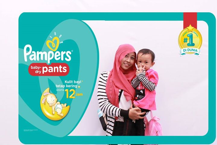 Pampers Morning Smile