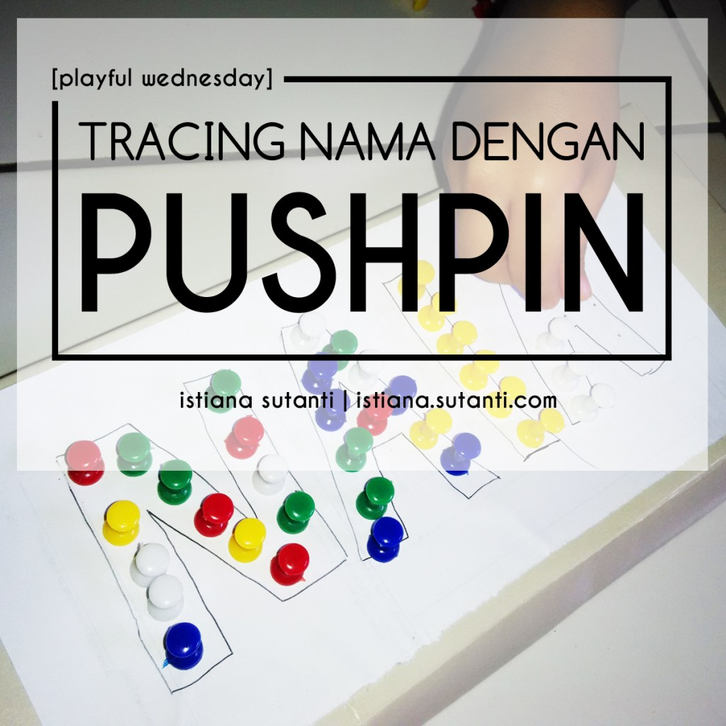 Tracing Pushpin