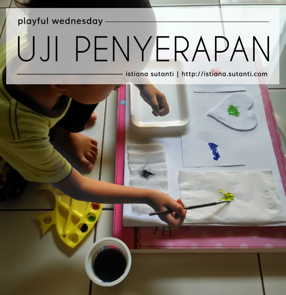 Playful Wednesday Uji Penyerapan
