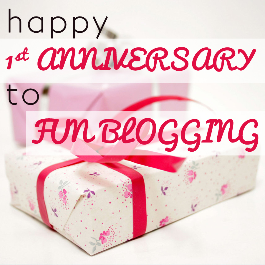 happy birthday Fun Blogging