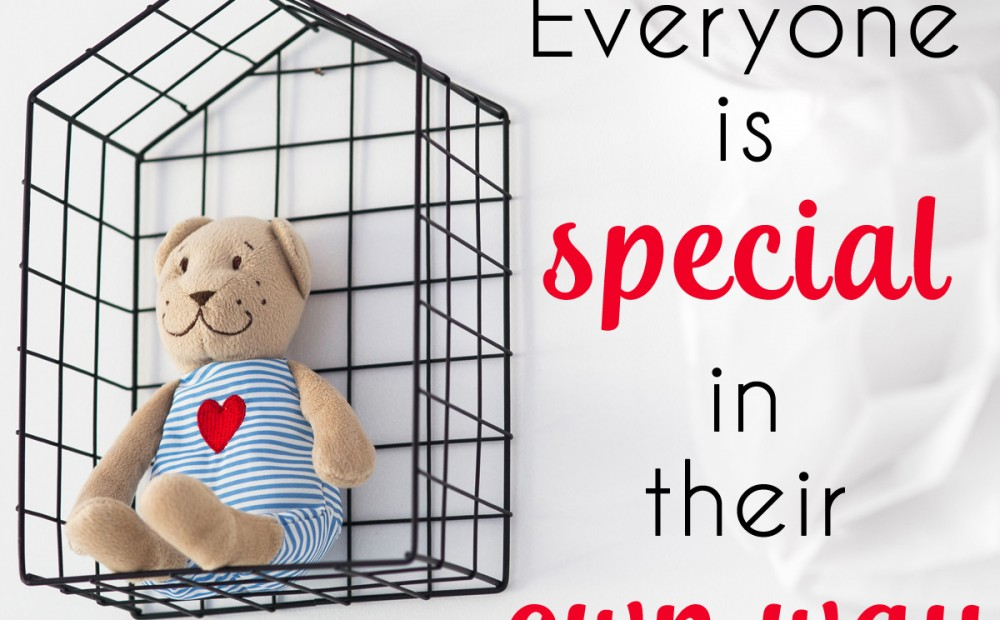 Everyone Is Special